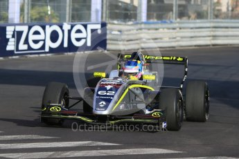 World © Octane Photographic Ltd. Friday 27th May 2015. Formula Renault 2.0 Practice, Fortec Motorsports – Ferdinand Zvonimir von Habsburg – Monaco, Monte-Carlo. Digital Ref :1565CB7D1097