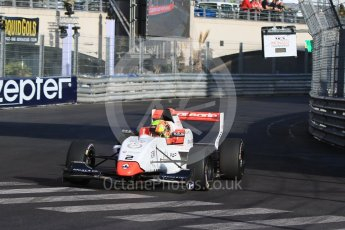 World © Octane Photographic Ltd. Friday 27th May 2015. Formula Renault 2.0 Practice, Josef Kaufmann Racing – Lando Norris – Monaco, Monte-Carlo. Digital Ref :1565CB7D1127