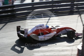 World © Octane Photographic Ltd. Friday 27th May 2015. Formula Renault 2.0 Practice, R-ace GP – Will Palmer – Monaco, Monte-Carlo. Digital Ref :1565CB7D1190