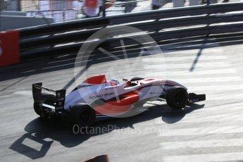 World © Octane Photographic Ltd. Friday 27th May 2015. Formula Renault 2.0 Practice, Fortec Motorsports – Vasily Romanov – Monaco, Monte-Carlo. Digital Ref :1565CB7D1203