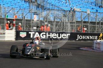 World © Octane Photographic Ltd. Friday 27th May 2015. Formula Renault 2.0 Practice, Tachnorace – Alex Perullo – Monaco, Monte-Carlo. Digital Ref :1565LB1D8090