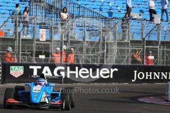 World © Octane Photographic Ltd. Friday 27th May 2015. Formula Renault 2.0 Practice, R-ace GP – Max Defourny – Monaco, Monte-Carlo. Digital Ref :1565LB1D8105