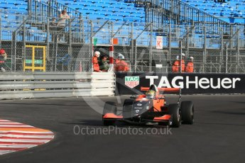 World © Octane Photographic Ltd. Friday 27th May 2015. Formula Renault 2.0 Practice, Tech 1 Racing – Dorian Boccolacci – Monaco, Monte-Carlo. Digital Ref :1565LB1D8149