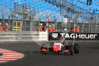 World © Octane Photographic Ltd. Friday 27th May 2015. Formula Renault 2.0 Practice, MGR Motorsport – David Porcelli – Monaco, Monte-Carlo. Digital Ref :1565LB1D8182