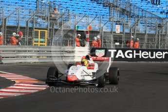 World © Octane Photographic Ltd. Friday 27th May 2015. Formula Renault 2.0 Practice, Josef Kaufmann Racing – Lando Norris – Monaco, Monte-Carlo. Digital Ref :1565LB1D8187