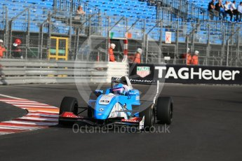 World © Octane Photographic Ltd. Friday 27th May 2015. Formula Renault 2.0 Practice, R-ace GP – Max Defourny – Monaco, Monte-Carlo. Digital Ref :1565LB1D8254