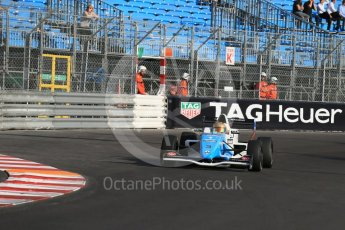 World © Octane Photographic Ltd. Friday 27th May 2015. Formula Renault 2.0 Practice, Josef Kaufmann Racing – Robert Shwartzman – Monaco, Monte-Carlo. Digital Ref :1565LB1D8265