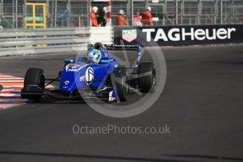 World © Octane Photographic Ltd. Friday 27th May 2015. Formula Renault 2.0 Practice, JD Motorsport – James Allen – Monaco, Monte-Carlo. Digital Ref :1565LB1D8399