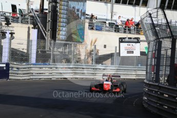 World © Octane Photographic Ltd. Friday 27th May 2015. Formula Renault 2.0 Practice, MGR Motorsport – David Porcelli – Monaco, Monte-Carlo. Digital Ref :1565LB1D8523