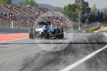 World © Octane Photographic Ltd. Williams Martini Racing, Williams Mercedes FW38 – Felipe Massa. Friday 13th May 2016, F1 Spanish GP - Practice 1, Circuit de Barcelona Catalunya, Spain. Digital Ref : 1536CB1D7518
