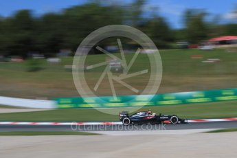 World © Octane Photographic Ltd. McLaren Honda MP4-31 – Fernando Alonso. Friday 13th May 2016, F1 Spanish GP - Practice 1, Circuit de Barcelona Catalunya, Spain. Digital Ref : 1536CB7D6624
