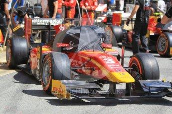 World © Octane Photographic Ltd. Racing Engineering - GP2/11 – Norman Nato. Friday 13th May 2016, GP2 Practice, Circuit de Barcelona Catalunya, Spain. Digital Ref :1538CB1D7808