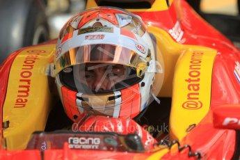 World © Octane Photographic Ltd. Racing Engineering - GP2/11 – Norman Nato. Friday 13th May 2016, GP2 Practice, Circuit de Barcelona Catalunya, Spain. Digital Ref :1538CB1D7877