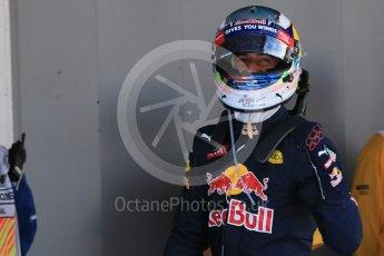 World © Octane Photographic Ltd. Red Bull Racing RB12 – Daniel Ricciardo. Saturday 14th May 2016, F1 Spanish GP - Qualifying, Circuit de Barcelona Catalunya, Spain. Digital Ref : 1546LB1D7111