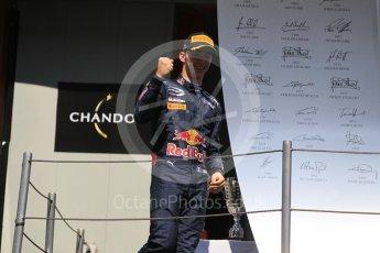 World © Octane Photographic Ltd. Prema Racing - GP2/11 – Pierre Gasly (2nd). Sunday 15th May 2016, GP2 Race 2, Circuit de Barcelona Catalunya, Spain. Digital Ref :1551CB1D1044