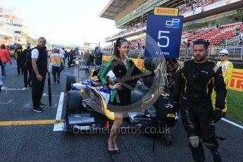 World © Octane Photographic Ltd. DAMS - GP2/11 – Alex Lynn. Sunday 15th May 2016, GP2 Race 2, Circuit de Barcelona Catalunya, Spain. Digital Ref :1551CB7D8121