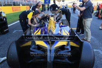 World © Octane Photographic Ltd. DAMS - GP2/11 – Alex Lynn. Sunday 15th May 2016, GP2 Race 2, Circuit de Barcelona Catalunya, Spain. Digital Ref :1551CB7D8127
