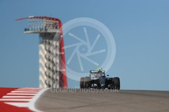 World © Octane Photographic Ltd. Mercedes AMG Petronas W07 Hybrid – Nico Rosberg. Friday 21st October 2016, F1 USA Grand Prix Practice 1, Austin, Texas – Circuit of the Americas (COTA). Digital Ref :1742LB1D0285