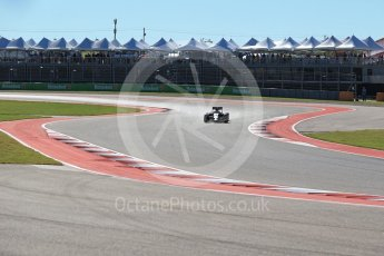 World © Octane Photographic Ltd. Sahara Force India VJM09 - Nico Hulkenberg. Friday 21st October 2016, F1 USA Grand Prix Practice 1, Austin, Texas – Circuit of the Americas (COTA). Digital Ref :1742LB2D4923