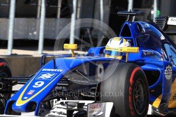 World © Octane Photographic Ltd. Sauber F1 Team C35 – Marcus Ericsson. Saturday 22nd October 2016, F1 USA Grand Prix Practice 3, Austin, Texas – Circuit of the Americas (COTA). Digital Ref :1745LB1D2589