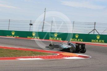 World © Octane Photographic Ltd. Mercedes AMG Petronas W07 Hybrid – Lewis Hamilton. Sunday 23rd October 2016, F1 USA Grand Prix Race, Austin, Texas – Circuit of the Americas (COTA). Digital Ref : 1749LB1D4065
