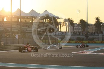 World © Octane Photographic Ltd. Formula 1 - Abu Dhabi Grand Prix - Friday - Practice 2. Kimi Raikkonen - Scuderia Ferrari SF70H. Yas Marina Circuit, Abu Dhabi. Friday 24th November 2017. Digital Ref: 2003CB1L6269