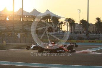 World © Octane Photographic Ltd. Formula 1 - Abu Dhabi Grand Prix - Friday - Practice 2. Kimi Raikkonen - Scuderia Ferrari SF70H. Yas Marina Circuit, Abu Dhabi. Friday 24th November 2017. Digital Ref: 2003CB1L6273