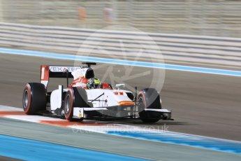 World © Octane Photographic Ltd. FIA Formula 2 (F2) - Qualifying. Lando Norris – Campos Racing. Abu Dhabi Grand Prix, Yas Marina Circuit. 24th November 2017. Digital Ref: