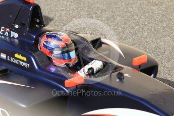 World © Octane Photographic Ltd. GP3 - Practice. Steijn Schothorst – Arden International. Abu Dhabi Grand Prix, Yas Marina Circuit. Friday 24th November 2017. Digital Ref:1999CB1L5480