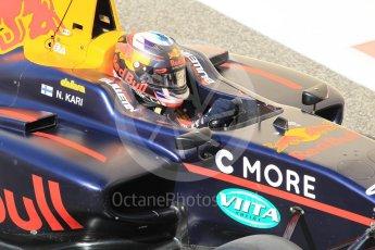 World © Octane Photographic Ltd. GP3 - Practice. Niko Kari – Arden International. Abu Dhabi Grand Prix, Yas Marina Circuit. Friday 24th November 2017. Digital Ref:1999CB1L5515