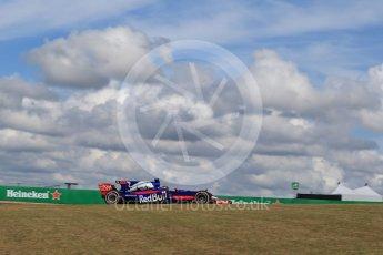 World © Octane Photographic Ltd. Formula 1 - American Grand Prix - Friday - Practice 2. Brendon Hartley - Scuderia Toro Rosso STR12. Circuit of the Americas, Austin, Texas, USA. Friday 20th October 2017. Digital Ref: 1987LB2D6261