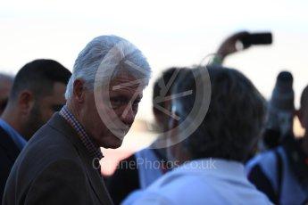 World © Octane Photographic Ltd. Formula 1 - American Grand Prix - Sunday - Race Podium. Bill Clinton Circuit of the Americas, Austin, Texas, USA. Sunday 22nd October 2017. Digital Ref: 1995LB1D1317