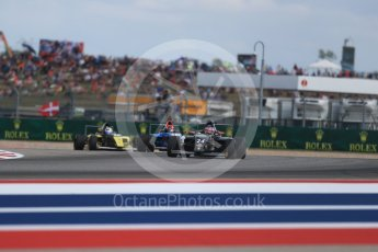 World © Octane Photographic Ltd. Formula 4 – F4 United States Championship - American Grand Prix – Race 1. Circuit of the Americas (COTA), Austin, Texas, USA. Saturday 21st October 2017. Benjamin Pedersen - Global Racing Group. Digital Ref:1982LB1D6929