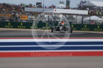World © Octane Photographic Ltd. Formula 4 – F4 United States Championship - American Grand Prix – Race 1. Circuit of the Americas (COTA), Austin, Texas, USA. Saturday 21st October 2017. Digital Ref:1982LB1D7038