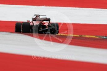 World © Octane Photographic Ltd. Formula 1 - Austria Grand Prix - Saturday - Qualifying. Sebastian Vettel - Scuderia Ferrari SF70H. Red Bull Ring, Spielberg, Austria. Saturday 8th July 2017. Digital Ref: 1869LB1D2510