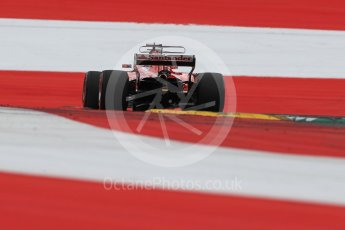World © Octane Photographic Ltd. Formula 1 - Austria Grand Prix - Saturday - Qualifying. Sebastian Vettel - Scuderia Ferrari SF70H. Red Bull Ring, Spielberg, Austria. Saturday 8th July 2017. Digital Ref: 1869LB1D2609