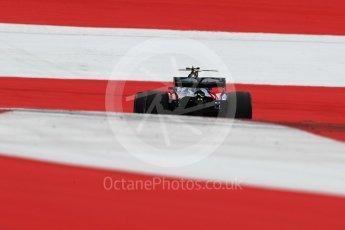 World © Octane Photographic Ltd. Formula 1 - Austria Grand Prix - Saturday - Qualifying. Carlos Sainz - Scuderia Toro Rosso STR12. Red Bull Ring, Spielberg, Austria. Saturday 8th July 2017. Digital Ref: 1869LB1D2648