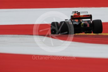 World © Octane Photographic Ltd. Formula 1 - Austria Grand Prix - Saturday - Qualifying. Daniel Ricciardo - Red Bull Racing RB13. Red Bull Ring, Spielberg, Austria. Saturday 8th July 2017. Digital Ref: 1869LB1D2653