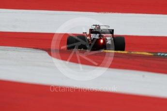 World © Octane Photographic Ltd. Formula 1 - Austria Grand Prix - Saturday - Qualifying. Fernando Alonso - McLaren Honda MCL32. Red Bull Ring, Spielberg, Austria. Saturday 8th July 2017. Digital Ref: 1869LB1D2681