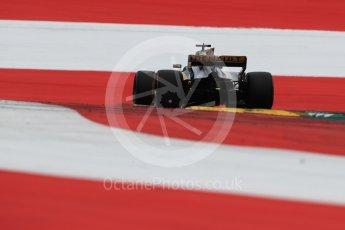 World © Octane Photographic Ltd. Formula 1 - Austria Grand Prix - Saturday - Qualifying. Nico Hulkenberg - Renault Sport F1 Team R.S.17. Red Bull Ring, Spielberg, Austria. Saturday 8th July 2017. Digital Ref: 1869LB1D2717
