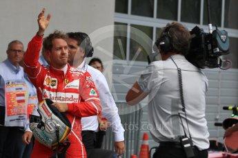 World © Octane Photographic Ltd. Formula 1 - Austria Grand Prix - Saturday - Qualifying. Sebastian Vettel - Scuderia Ferrari SF70H. Red Bull Ring, Spielberg, Austria. Saturday 8th July 2017. Digital Ref: 1869LB1D3068