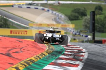 World © Octane Photographic Ltd. Formula 1 - Austria Grand Prix - Sunday - Race. Lance Stroll - Williams Martini Racing FW40. Red Bull Ring, Spielberg, Austria. Sunday 9th July 2017. Digital Ref: 1875LB1D5391