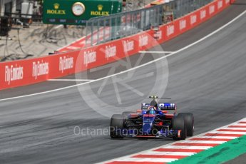 World © Octane Photographic Ltd. Formula 1 - Austria Grand Prix - Sunday - Race. Carlos Sainz - Scuderia Toro Rosso STR12. Red Bull Ring, Spielberg, Austria. Sunday 9th July 2017. Digital Ref: 1875LB1D5602
