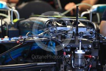 World © Octane Photographic Ltd. Formula 1 - Austria Grand Prix - Thursday - Pit Lane. Mercedes AMG Petronas F1 W08 EQ Energy+. Red Bull Ring, Spielberg, Austria. Thursday 6th July 2017. Digital Ref: 1861LB1D8956