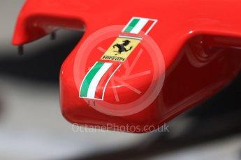 World © Octane Photographic Ltd. Formula 1 - Austria Grand Prix - Thursday - Pit Lane. Scuderia Ferrari SF70H. Red Bull Ring, Spielberg, Austria. Thursday 6th July 2017. Digital Ref: 1861LB2D4218