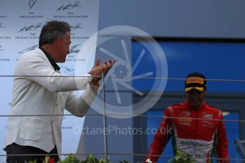 World © Octane Photographic Ltd. Formula 1 - Austria Grand Prix - Saturday - FIA Formula 2 Race 1. Antonio Fuoco - PREMA Racing. Red Bull Ring, Spielberg, Austria. Saturday 8th July 2017. Digital Ref: 1863LB1D3182