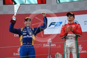 World © Octane Photographic Ltd. Formula 1 - Austria Grand Prix - Saturday - FIA Formula 2 Race 1. Nicholas Latifi - DAMS. Red Bull Ring, Spielberg, Austria. Saturday 8th July 2017. Digital Ref: 1863LB1D3309