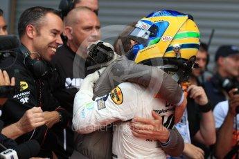 World © Octane Photographic Ltd. FIA Formula 2 (F2) - Race 2. Sergio Sette Camara – MP Motorsport. Belgian Grand Prix, Spa Francorchamps, Belgium. Sunday August 27th 2017. Digital Ref:1926LB1D7851
