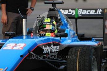 World © Octane Photographic Ltd. GP3 - Practice session. Allessio Lorando – Jenzer Motorsport. Belgian Grand Pix - Spa Francorchamps, Belgium. Friday 25th August 2017. Digital Ref:1920LB1D4627
