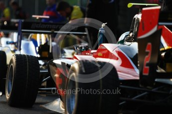 World © Octane Photographic Ltd. GP3 - Practice session. Nirei Fukuzumi - ART Grand Prix. Belgian Grand Pix - Spa Francorchamps, Belgium. Friday 25th August 2017. Digital Ref: 1920LB1D4667